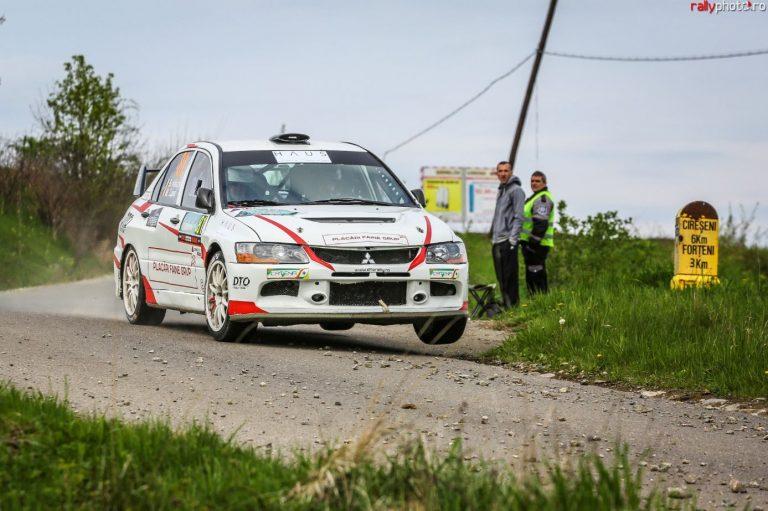 DTO Rally concurează în premieră pe probele Raliului Maramureșului 5