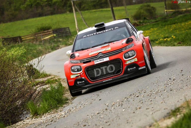 DTO Rally concurează în premieră pe probele Raliului Maramureșului 6